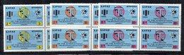 ETP13 - ETIOPIA 1965 , Yvert Serie In Quartina Yvert N 452/454  ***  MNH  ITU - Etiopia