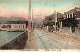 - Bund Street Oura , NAGASAKI - - Autres