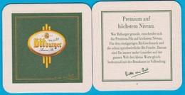 Bitburger Braugruppe Bitburg ( Druckerzeichen P )  ( Bd 2145 ) - Sous-bocks