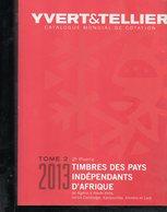 YVERT CATALOGUE PAYS INDEPENDANTS AFRIQUE 2013 DE ALGERIE A HAUTE VOLTA - France