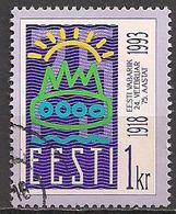Estland  (1993)  Mi.Nr.  201  Gest. / Used  (5ad24) - Estland