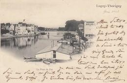 Seine-et-Marne - Thorigny - Le Pont De Fer - Autres Communes
