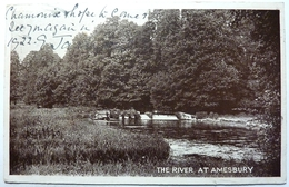 THE RIVER AT AMESBURY - Altri