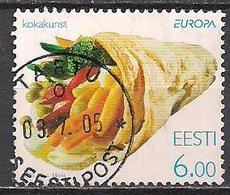 Estland  (2005)  Mi.Nr.  515  Gest. / Used  (5ad27)  EUROPA - Estland