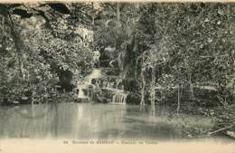MALI Ancien SOUDAN FRANCAIS  BAMAKO  Cascade De Siguiri  33 (scan Recto-verso)MA1972Bis - Mali