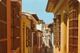 VENEZUELA  -  Calle En El Sector Antiguo De Le Guaira - Venezuela