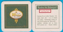 Bitburger Braugruppe Bitburg ( Gewinnspiel 1999 )  ( Bd 2148 ) - Bierdeckel