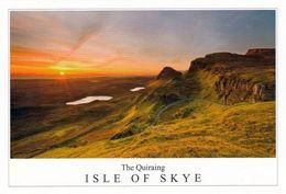 1 AK Schottland Scotland * Die Insel Skye Mit Der Landschaft Quiraing - Eine Insel Der Inneren Hebriden * - Inverness-shire