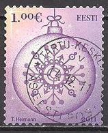 Estland  (2011)  Mi.Nr.  718  Gest. / Used  (5ad31) - Estland