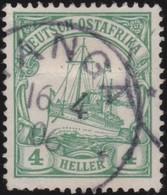Deutsch   Ost Afrika     .   Michel    23         .      O     .     Gebraucht - Kolonie: Deutsch-Ostafrika