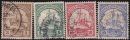 Deutsch  Sudwest Afrika     .   Michel    11/14          .      O     .     Gebraucht - Kolonie: Deutsch-Südwestafrika