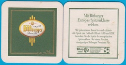 Bitburger Braugruppe Bitburg ( EM )  ( Bd 2149 ) - Sous-bocks