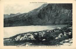 73 -  ENVIRONS DE LANSLEBOURG - LE LAC DU MONT CENIS - France