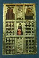 COMORES  -  Mbeni  Ngazidja  -  Fenêtre De La Mosquée - Comoros