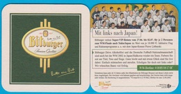 Bitburger Braugruppe Bitburg ( WM Japam 2002 )  ( Bd 2150 ) - Bierdeckel