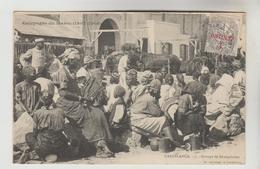 CPA CASABLANCA (Maroc) - Groupe De Sénégalaises - Casablanca