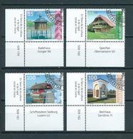 2004 Switzerland Complete Set Pro Patria Used/gebruikt/oblitere - Zwitserland