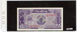 Banconota Sudan 25 Piastre - Soudan
