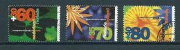 1992 Netherlands Complete Set Floriade Used/gebruikt/oblitere - Used Stamps