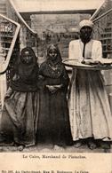 EGYPTE - Le Caire - Marchand De Pistaches - Non écrite - Bon état - 2 Scans - Gizeh