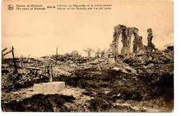 Dixmuide Diksmuide   Oorlog 14-18  Ruines  Ruins Begijnhof Beguinage Oude Pomp Old Pump  Guerre War - Diksmuide