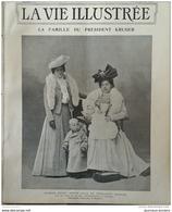 1900 LA FAMILLE DU  PRESIDENT KRUGER - GUERRE DU TRANSVAAL - ELECTIONS AUX ETATS UNIS - CATASTROPHE DU SUD EXPRESS DAX - Livres, BD, Revues