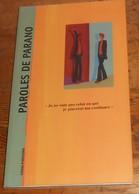 Paroles De Parano. 2001. - Cultural