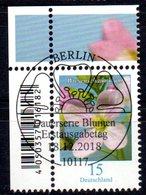"""Deutschland Mi. 3424 """"Freimarke Blumen: Wiesenschaumktaut"""" ESST-gest. - [7] République Fédérale"""