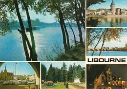 CP -  Libourne - Gironde 33 -  Non Circulé - Libourne