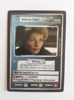 Star Trek CCG - Katherine Pulaski (Personnel Federation/Rar) - Star Trek