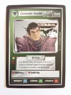Star Trek CCG - Commander Tomalak (Personnel Romulan/Rar) - Star Trek