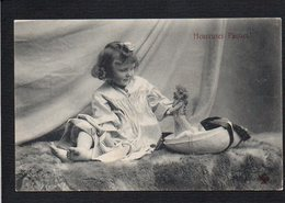 """Jouet / Fillette,poupée """" Heureuses Pâques """" - Jeux Et Jouets"""
