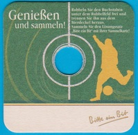 Bitburger Braugruppe Bitburg   ( Bd 2155 ) - Sous-bocks
