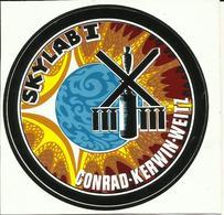 Autocollant SKYLAB I - CONRAD / KERWIN / WEITZ - ESPACE - Stickers