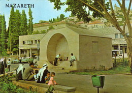 NAZARETH  -  Fontaine De La Vierge  - - Palestine