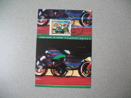 Carte-Maximum 2002 - N°  3495 - Cartes-Maximum