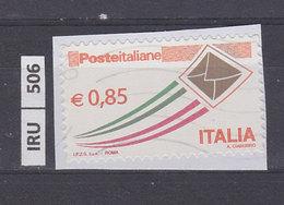 ITALIA REPUBBLICA   2013Poste Italiane 0,85 Usato - 2011-...: Usati