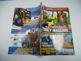 Wizard N° 3 : L'actualité Des Super-Héros   TBE  /////////// - Books, Magazines, Comics