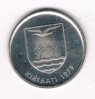 5 CENTS 1979 KIRIBATI /8543/ - Kiribati