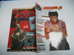 Wizard Hors Série Hors-Série N° 5 : Spécial X-Men N° 2    TBE  /////////// - Books, Magazines, Comics