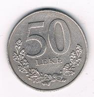 50 LEKE 2000 ALBANIE /8546/ - Albanie