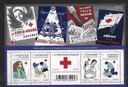 France 2010 Bloc Feuillet N° F4520  Neuf Pour La Croix Rouge. Prix De La Poste - Blocs & Feuillets