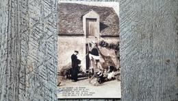 Au Berry Le Facteur 1951 Humour - Poste & Facteurs