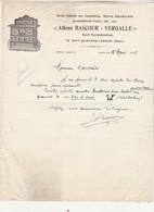 Sint - Quintens -Lennick , Alfons Bascour - Vergalle , Fabriek Van Cuisinières , Stoven , Salonkachels - Artigianato