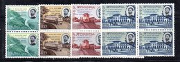 ETP40 - ETIOPIA 1972 , Yvert Serie In Quartina Yvert N 614/617  ***  MNH - Ethiopia