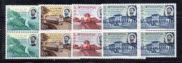 ETP40 - ETIOPIA 1972 , Yvert Serie In Quartina Yvert N 614/617  ***  MNH Etp174 - Etiopia