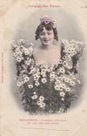 LANGUAGE DES FLEURS - Marguerite - Fleurs