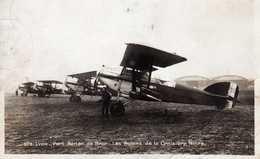 Port Aérien De Bron: Les Avions De La Croisière Noire,(CSM)(trace De Pliure En Bas à Droite) - Autres