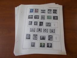 Lot N° 645  ALLEMAGNE Démocratique  Neufs * Ou Obl. Sur Page D'albums .. No Paypal - Timbres