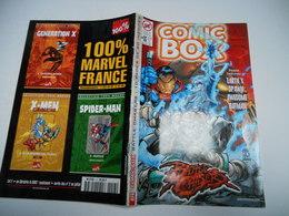 Comic Box - N°13 - Juillet 1999 - Battle Chasers - Controle D'identité, Le Heros Du Mois   TBE  /////////// - Books, Magazines, Comics